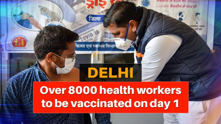 Over 8000 health workers